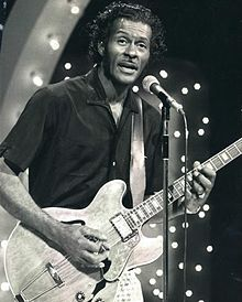 Chuck Berry on Midnight Special